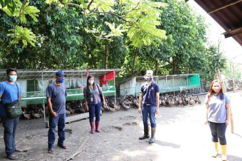 Awarding Assistance to Eagle Farmers Association Inc.