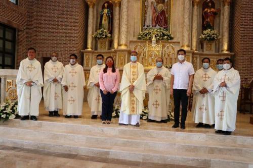 Inauguration of Quasi-Parish of Saint John Paul II