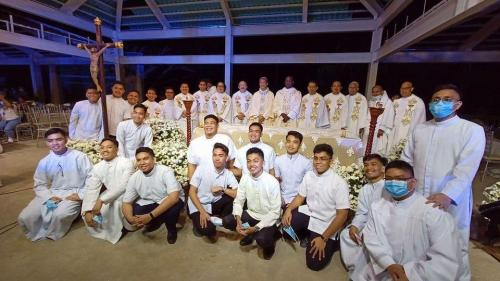 Unveiling of the Casa Del Clero and Prayer of Consecration of the Province of Bataan